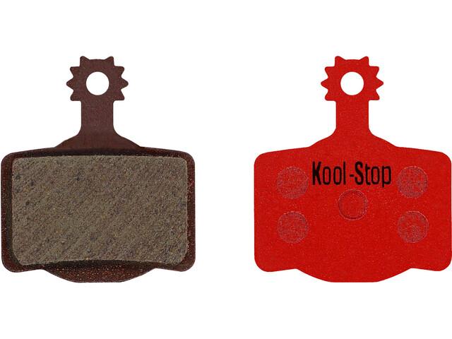 Kool Stop Disc Bremsbeläge Magura MT8/MT6/MT4/MT2 rot